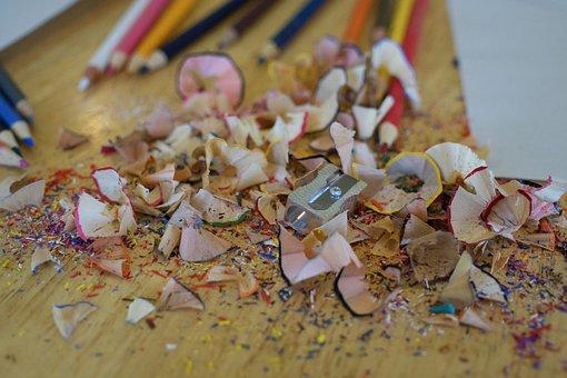 Pencils, Art, Color, Pencil, Creativity, School