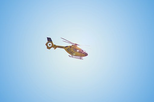 Helicopter, Aircraft, Rescue Helicopter