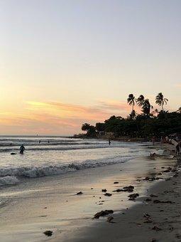 Beach, Water, Sand, Sea, Seashore, Landscape, Nature