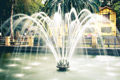 Water, Source, Wet, Flow, Liquid, Fall