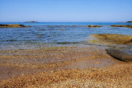 Beach, Water, Sea, Lake, Ocean, Wave, Summer, Holiday