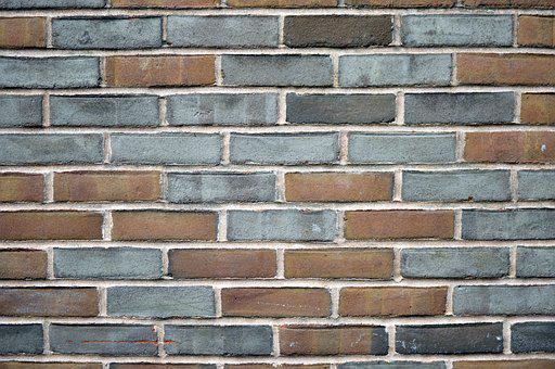 Bricks, Background, Texture, Architecture, Brick, Wall