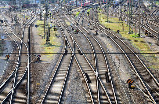 Train, Railway Station, Railway, Travel, Transport