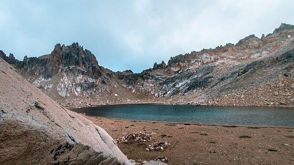 Refugio Frey, Cerro Catedral, Trekking, Argentina