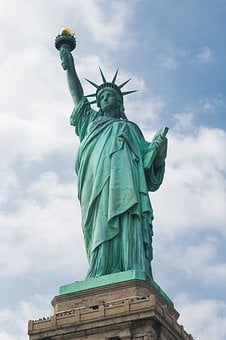 United States, Us, States, National, Liberty, Statue