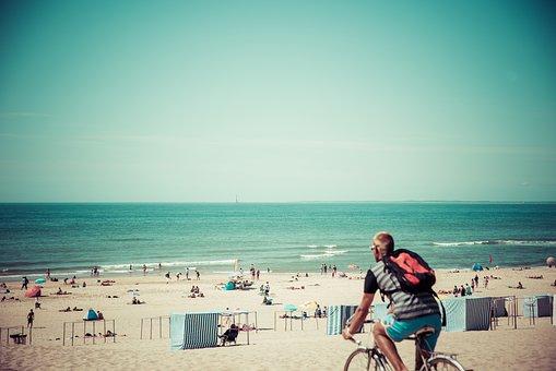 Summer, Beach, Sea, Sand, Coast, Ocean, Water, Holiday