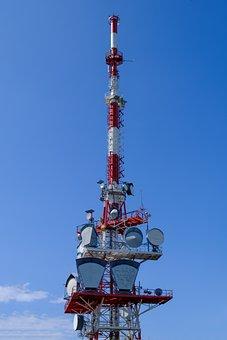 Antenna, Antenna Mast, Radio Mast, Radio Antenna