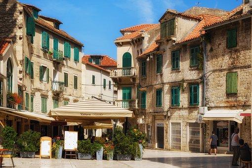 Marketplace, Cafe, Bar, Restaurant, Gastronomy