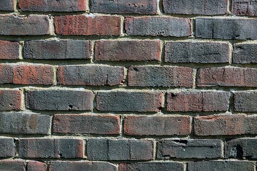 Brick, Wall, Brickwork, Texture, Pattern, Building