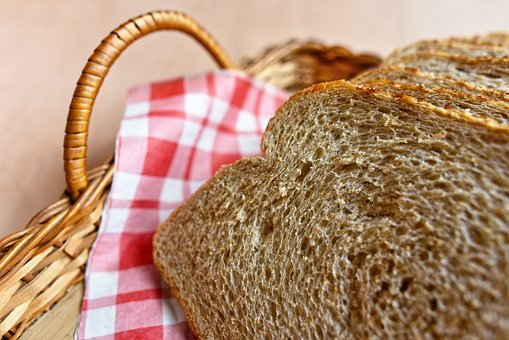 Bread, Brown Bread, Food, Nutrition, Meal, Fresh, Baked
