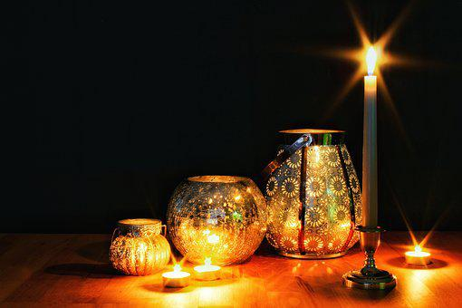 Candles, Still Life, Candlestick, Candlelight, Mood