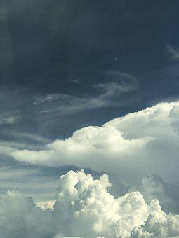 Clouds, Cloud Formation, Atmosphere, Atmospheric, Sky