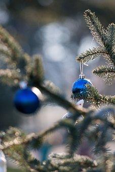 Ornament, Christmas, Ornamentation, Shine, Smooth, Dec