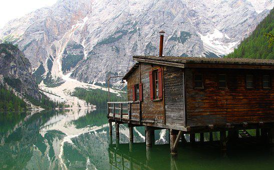 Dolomites, Bergsee, South Tyrol, Destination