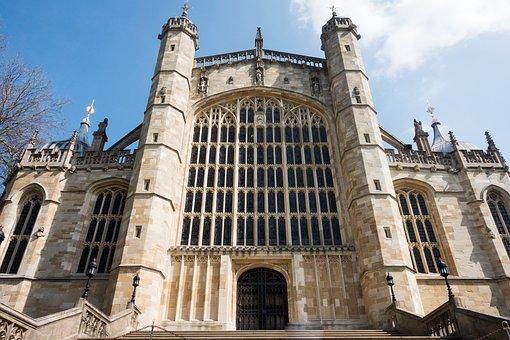 Windsor Castle, Castle, Windsor, Chapel, Harry, Meghan