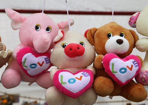 Teddy Bears, Love, Toys, Sweet, Funny, Cute, Lovely