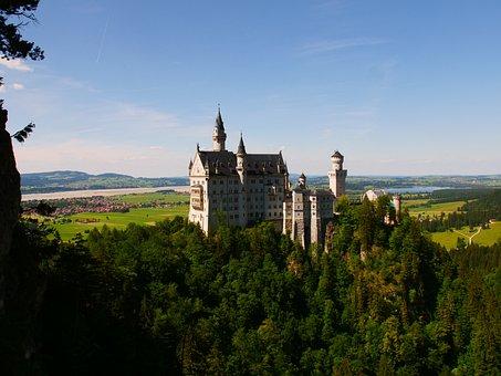 Neuschwanstein Castle, Neuschwanstein Schloss
