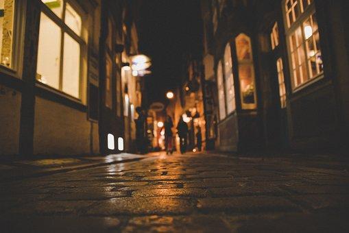 Schnoor, Schnoor Quarter, Bremen, Old Town, Alley