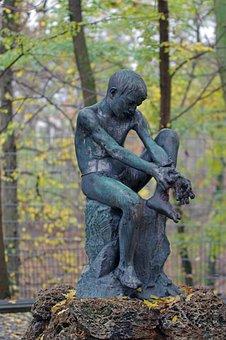 Bronze, Plastic, Statue, Sculpture, Art, Figure, Metal