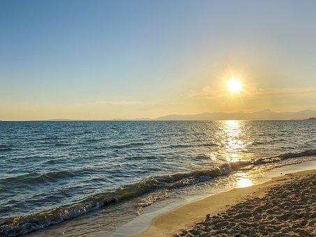 Mallorca, Sea, Water, Beach, Rock, Booked, Coast