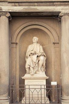 Firenze, Sculpture, Filippo Brunelleschi, Italy, Travel