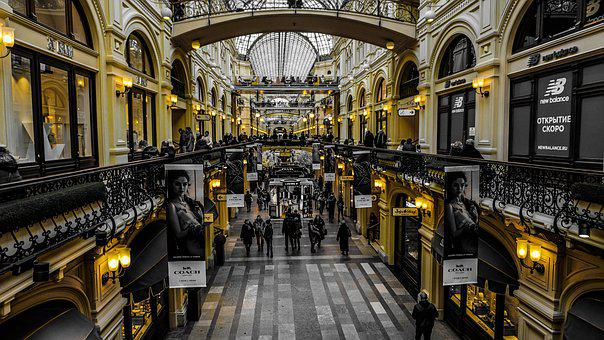 Mall, Shop, Shopping, Fashion, People, Clothing, Indoor