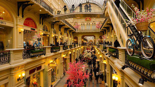 Mall, Shop, Fashion, Shopping, People, Clothing, Indoor