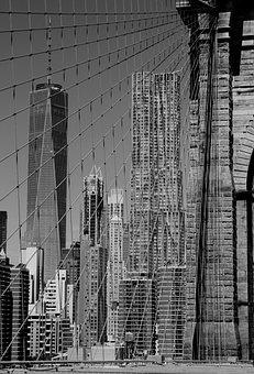 City, Building, Architecture, Buildings, Skyline, Urban