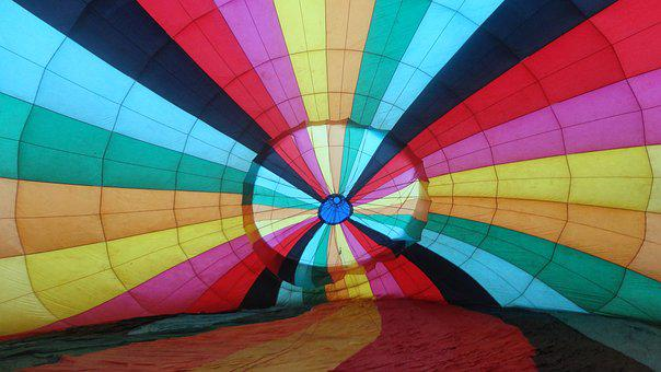 Balloon, Texture, Color, Colorful, Hot Air Ballooning