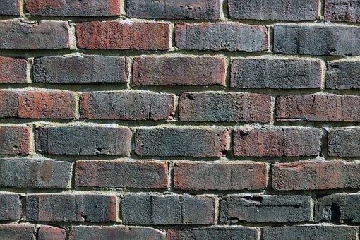 Brick, Wall, Brickwork, Texture, Pattern, Building