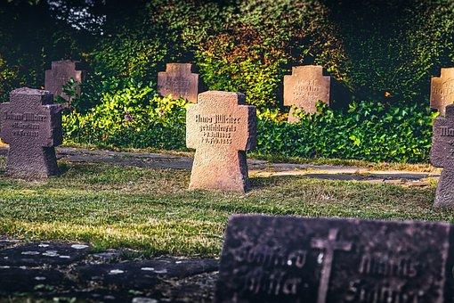 Grave, Bombing, Ww2, German, Historical, Bombed