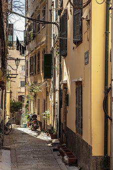 Alley, Mood, Road, Old Town, Architecture, Historically