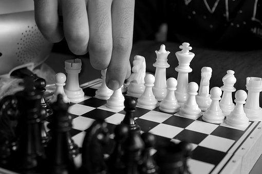 Game, Chess, Competition, Move, Play