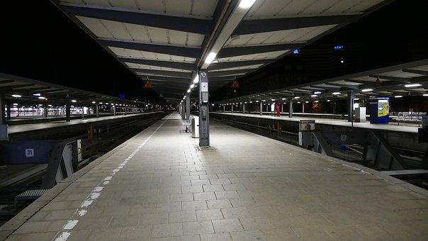 Transport System, Metro, Traffic, Speed, Fast, Industry