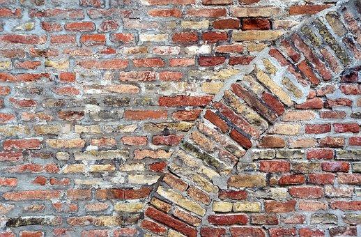 Wall, Stone Wall, Old, Background, Masonry, Texture