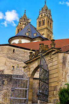 Castle, Monastery, Fortress, Fixing, Middle Ages