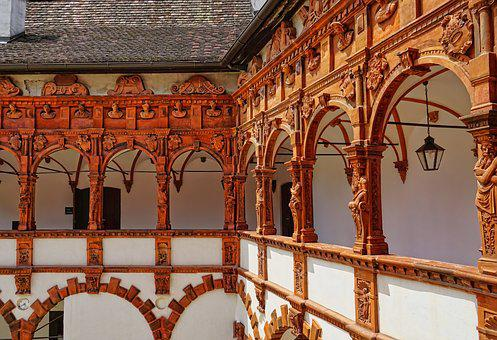Building, Old, Historically, Renaissance, Architecture