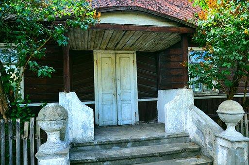 Suchowola, Podlaskie, Poland, Doors, House