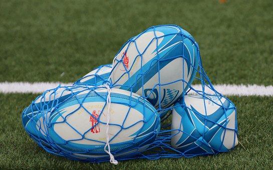 Rugby, Sport, Ball Sports, Ball, Training, Rush, Play