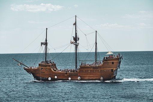 Sea, Ship, Water, Watercraft, Boat