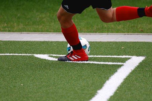 Football, Sport, Football Pitch, Ball Sports, Kick