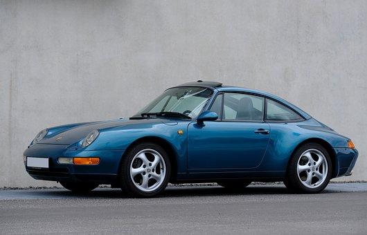 Porsche, Targa, 911, Sports Car, Oldtimer