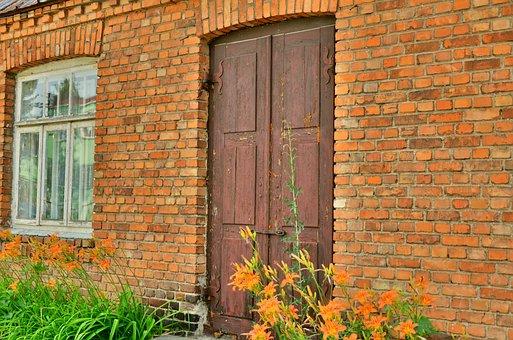 Suchowola, Podlaskie, Poland, Doors, Window, Wall