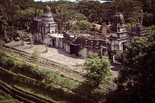 Temple, Tour, Ancient, Architecture, Building, Religion