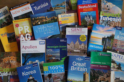 Travel, Travel Guides, Holiday, Books