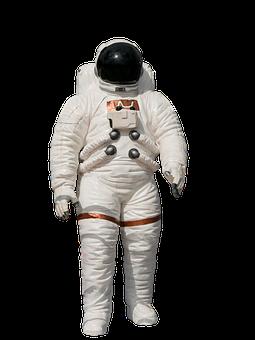 Science, Technology, Space Travel, Astronaut, Suit