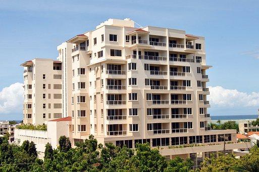 Building, Apartment, Architecture, Urban, Balcony