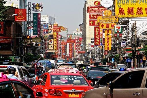 Travel, Thailand, Asia, Holiday, Bangkok, City