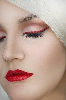 Blonde, Girl, Portrait, Woman, Beauty, Model, Hair