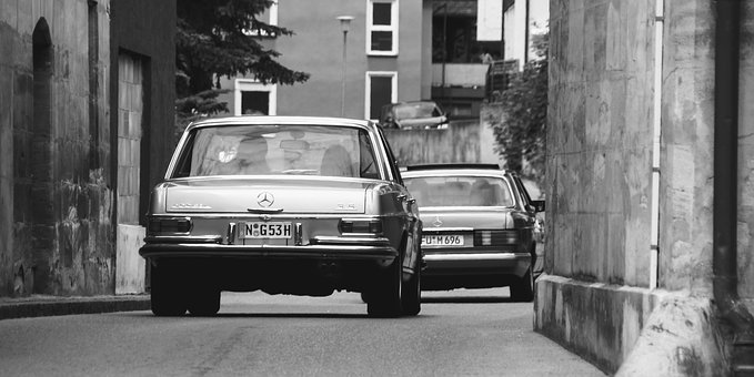 Oldtimer, Mercedes Benz, Classic